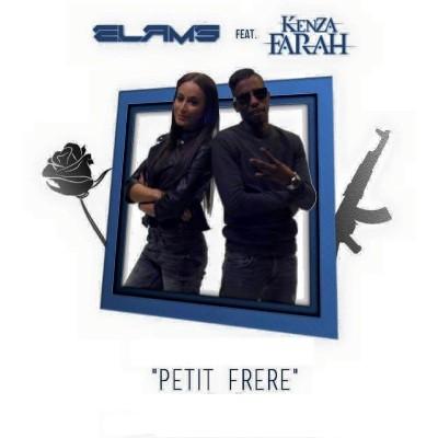 Elams feat. Kenza Farah - Petit Frere (2017)