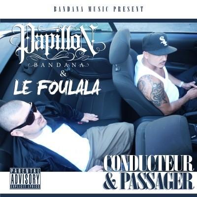 Papillon Bandana & Le Foulala - Conducteur & Passager (2014)