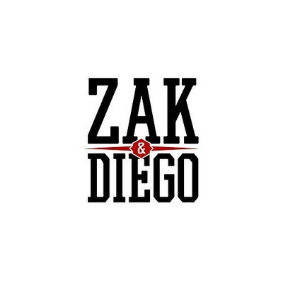 Zak & Diego - Zak & Diego (2017)