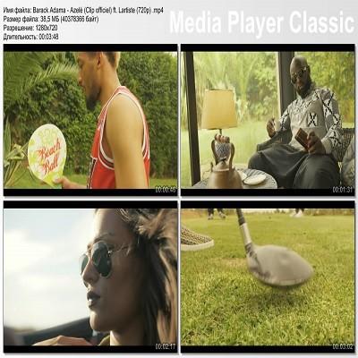 Barack Adama feat Lartiste - Azele (2017)