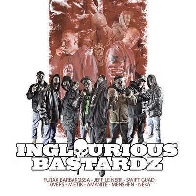 Inglourious Bastardz - Inglourious Bastardz (2012)