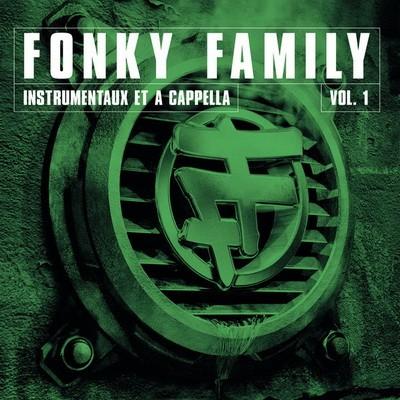 Fonky Family - Instrumentaux Et A Capellas, Vol.1 (2017)