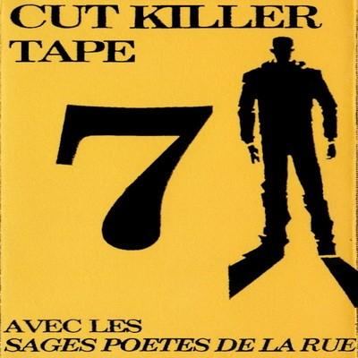 DJ Cut Killer - Cut Killer Tape 7 (Les Sages Poetes De La Rue) (1994)