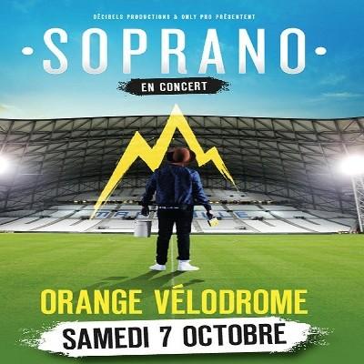 Soprano - Au Velodrome De Marseille (2017)