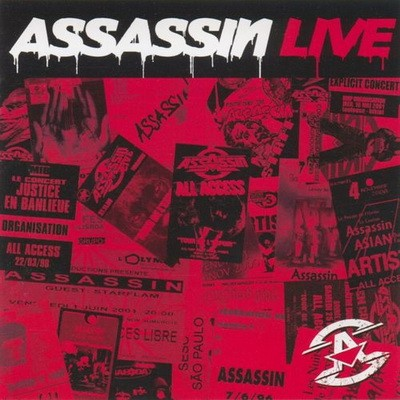 Assassin - Live (2002)