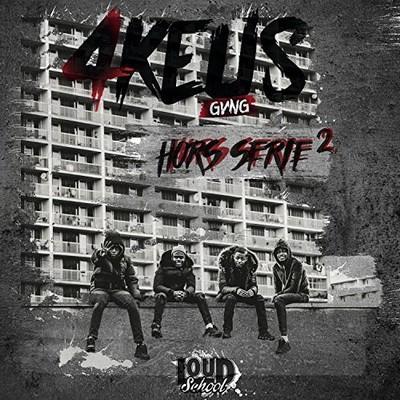 4keus Gang - Hors Serie Vol. 2 (2018)