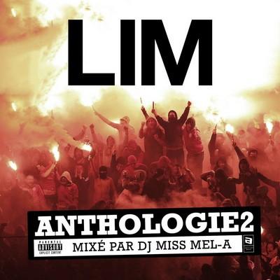 Lim - Anthologie Vol. 2 (Mixe Par Dj Miss Mel-A) (2018)