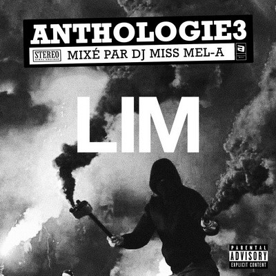 Lim - Anthologie Vol. 3 (Mixe Par Dj Miss Mel-A) (2018)