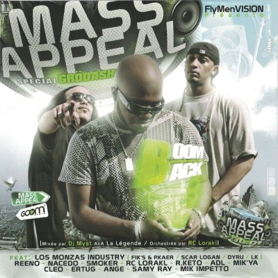 DJ Myst - Mass Appeal Special Grodash Vol. 1 (2018)
