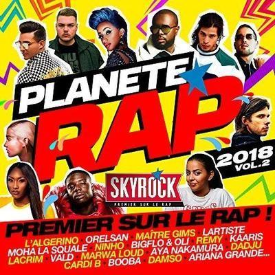 Planete Rap 2018 Vol. 2 (2018)