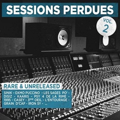 Sessions Perdues vol. 2 (2018)