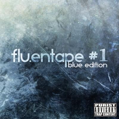 Flu.Entape #1 (Blue Edition) (2018)