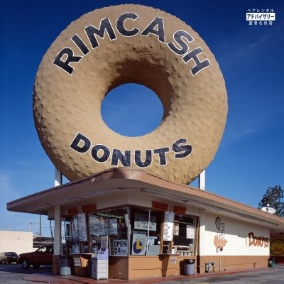 Rimcash - Rimcash Donuts (2018)