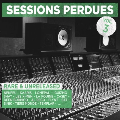 Sessions Perdues Vol.3 (2018)