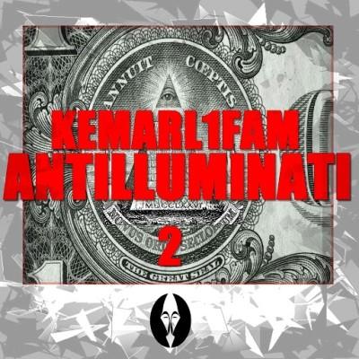 Kemarl1fam - Antilluminati 2 (2019)