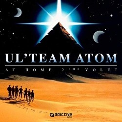 Ul'team Atom - Mixtape At Home 2eme Volet (2019)