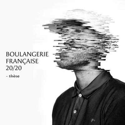 DJ Weedim - Boulangerie Francaise 20/20 (These) (2019)