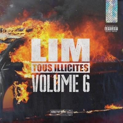 LIM - Best Of Tous Illicites Vol. 6 (2019)