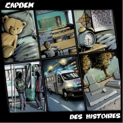 Capdem - Des Histoires (2019)