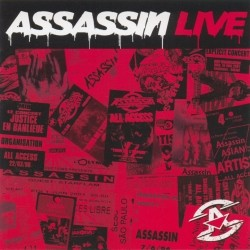 Assassin - Live (Bonus Tracks Version) (2002)