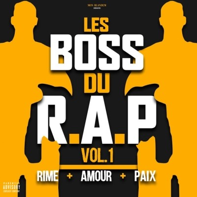 Papifredo - Les Boss Du Rap Vol. 1 (2019)