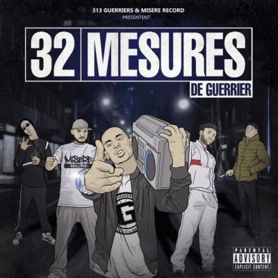 Misere Record Beatz - 32 Mesures De Guerrier (2019)