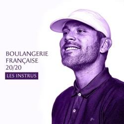 Dj Weedim - Boulangerie Francaise 20-20 (Les Instrus) (2019)