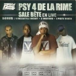 Psy 4 De La Rime - Sale Bete En Live (CDM) (2003)