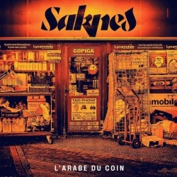 Saknes - L'Arabe Du Coin (2019)