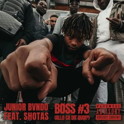 Junior Bvndo - Boss #3 (2019)