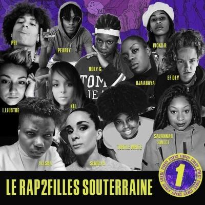 Le Rap2filles Souterraine (2019)