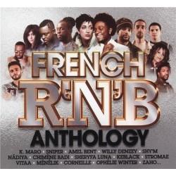 French R'N'B Anthology (2019) (3CD Box Set)
