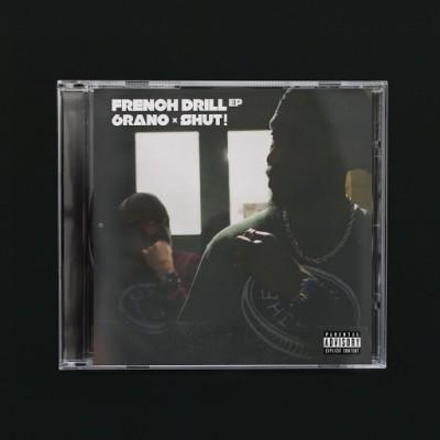 6rano & Shut - French Drill EP (2020)