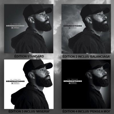 La Fouine - Benedictions (Bonus Tracks) (2020)