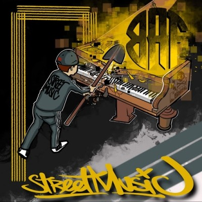 Baf - Street Music (Les archives) (2020)