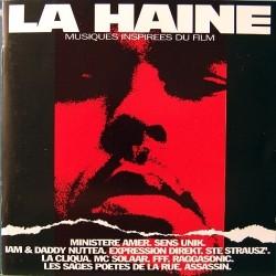 La Haine - Musiques Inspirees Du Film (1995)